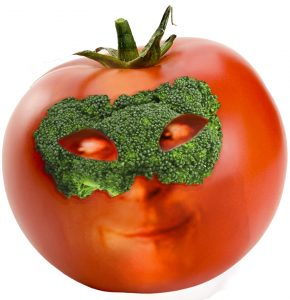tomato in disguise